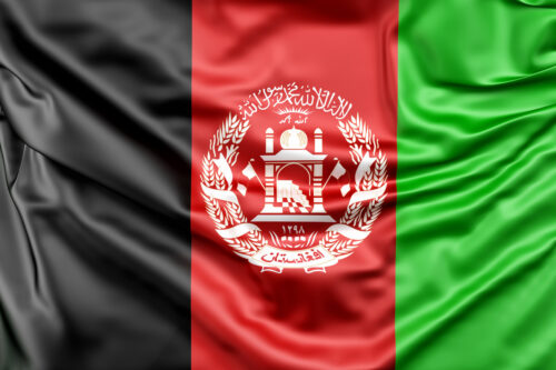 Flag of Afghanistan - slon.pics - free stock photos and illustrations
