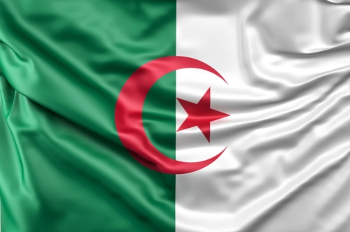 Flag of Algeria - slon.pics - free stock photos and illustrations