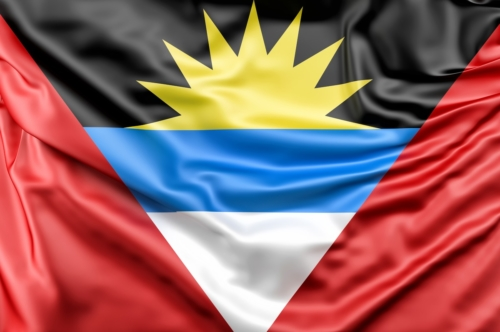 Flag of Antigua and Barbuda - slon.pics - free stock photos and illustrations