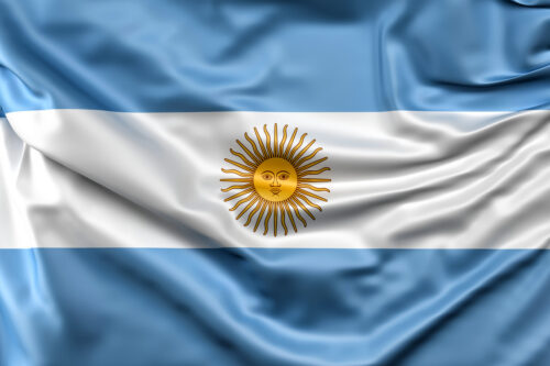 Flag of Argentina - slon.pics - free stock photos and illustrations