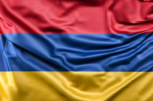 Flag of Armenia - slon.pics - free stock photos and illustrations