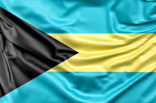 Flag of Bahamas - slon.pics - free stock photos and illustrations
