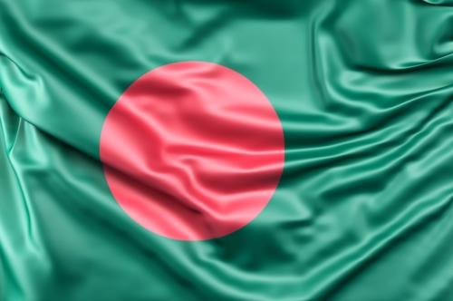 Flag of Bangladesh - slon.pics - free stock photos and illustrations