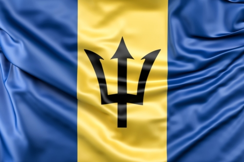 Flag of Barbados - slon.pics - free stock photos and illustrations