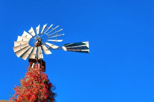 Old Vintage Windmill - slon.pics - free stock photos and illustrations
