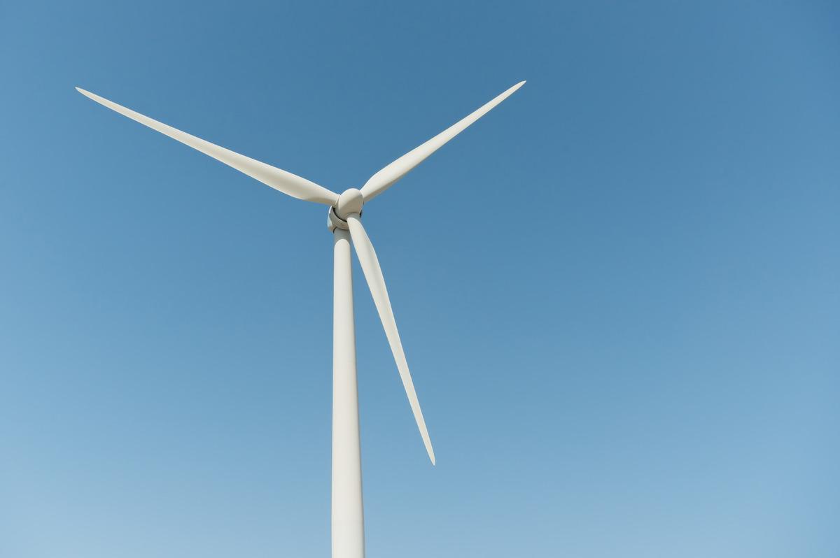 Wind Turbine - slon.pics - free stock photos and illustrations