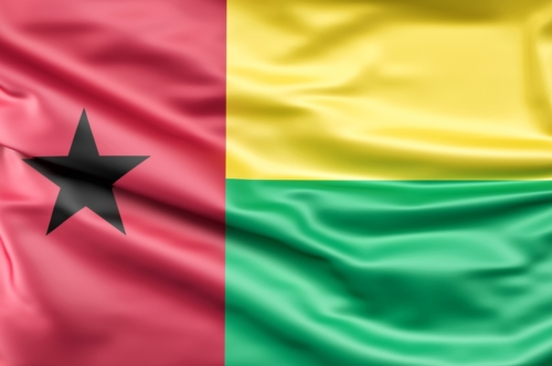 Flag Of Guinea-Bissau - slon.pics - free stock photos and illustrations