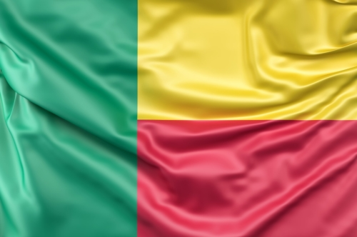 Flag of Benin - slon.pics - free stock photos and illustrations