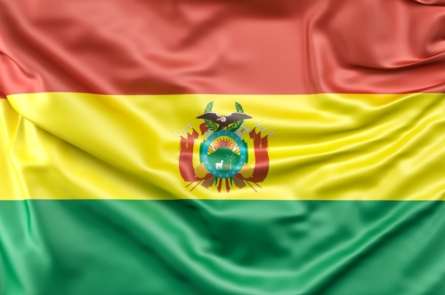 Flag of Bolivia - slon.pics - free stock photos and illustrations
