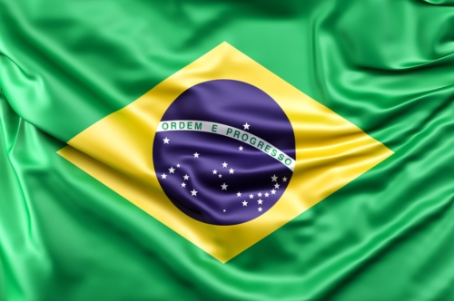 Flag of Brazil - slon.pics - free stock photos and illustrations