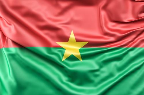 Flag of Burkina Faso - slon.pics - free stock photos and illustrations
