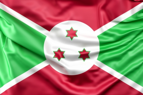 Flag of Burundi - slon.pics - free stock photos and illustrations