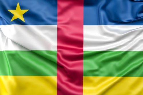 Flag of Central African Republic - slon.pics - free stock photos and illustrations