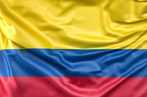 Flag of Colombia - slon.pics - free stock photos and illustrations