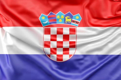 Flag of Croatia - slon.pics - free stock photos and illustrations