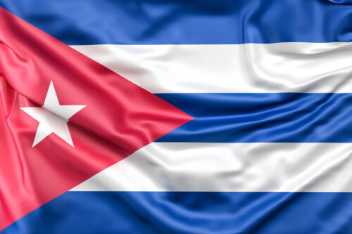 Flag of Cuba - slon.pics - free stock photos and illustrations