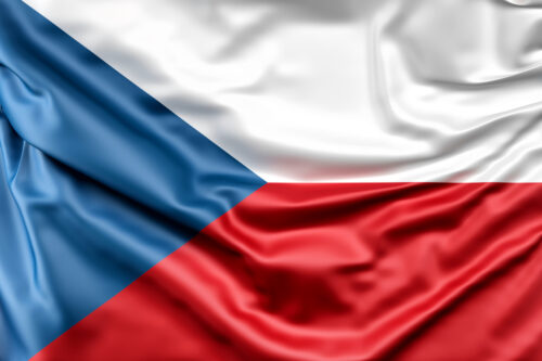 Flag of Czech Republic - slon.pics - free stock photos and illustrations