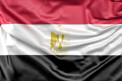 Flag of Egypt - slon.pics - free stock photos and illustrations
