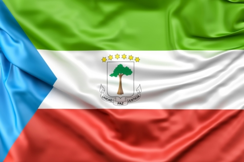 Flag of Equatorial Guinea - slon.pics - free stock photos and illustrations
