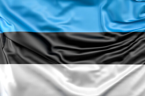 Flag of Estonia - slon.pics - free stock photos and illustrations