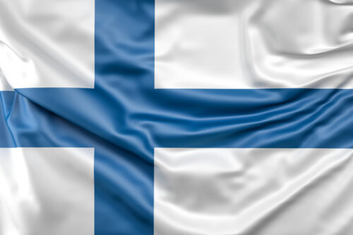 Flag of Finland - slon.pics - free stock photos and illustrations