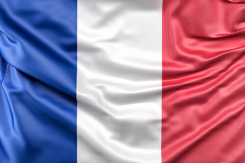 Flag of France - slon.pics - free stock photos and illustrations