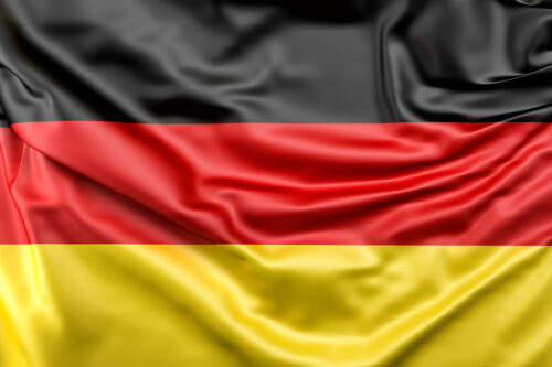 Flag of Germany - slon.pics - free stock photos and illustrations