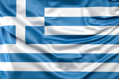 Flag of Greece - slon.pics - free stock photos and illustrations