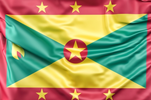 Flag of Grenada - slon.pics - free stock photos and illustrations