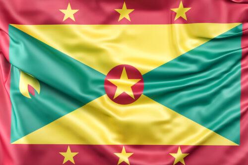 Flag of Grenada - slon.pics - free stock photos and illustrations