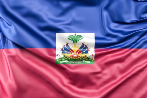 Flag of Haiti - slon.pics - free stock photos and illustrations