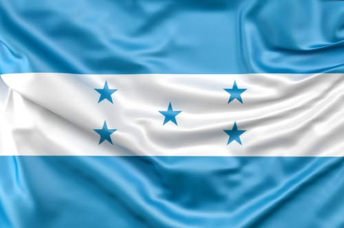 Flag of Honduras - slon.pics - free stock photos and illustrations