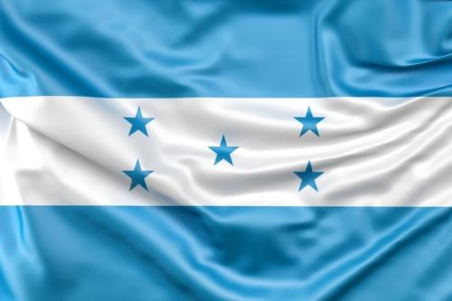 Flag of Honduras - slon.pics - free stock photos and illustrations