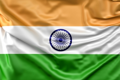 Flag of India - slon.pics - free stock photos and illustrations