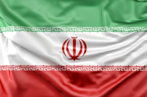 Flag of Iran - slon.pics - free stock photos and illustrations