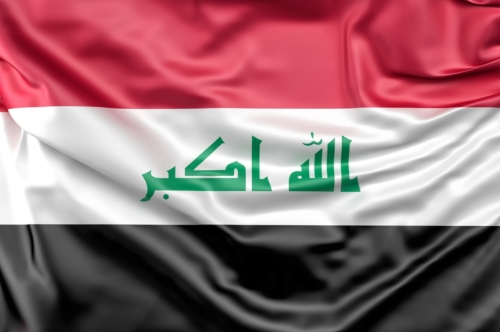 Flag of Iraq - slon.pics - free stock photos and illustrations