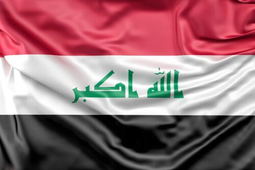 Flag of Iraq - slon.pics - free stock photos and illustrations
