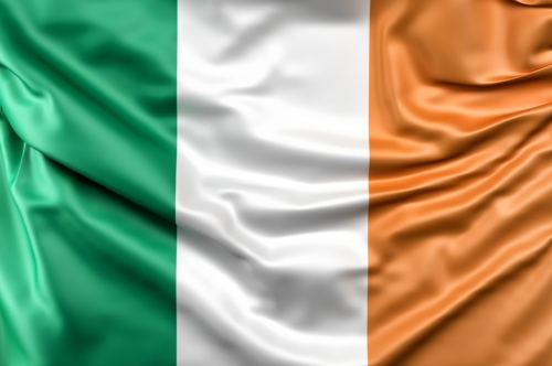 Flag of Ireland - slon.pics - free stock photos and illustrations