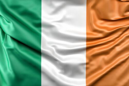 Flag of Ireland - slon.pics - free stock photos and illustrations