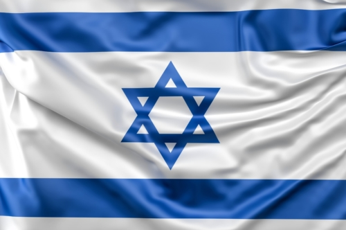 Flag of Israel - slon.pics - free stock photos and illustrations