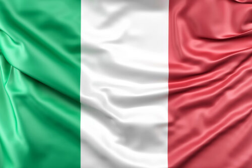 Flag of Italy - slon.pics - free stock photos and illustrations