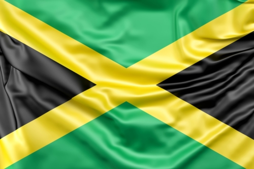 Flag of Jamaica - slon.pics - free stock photos and illustrations