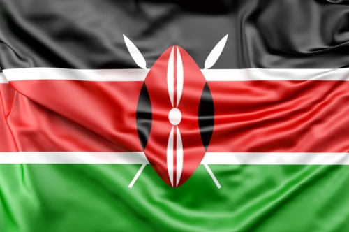 Flag of Kenya - slon.pics - free stock photos and illustrations