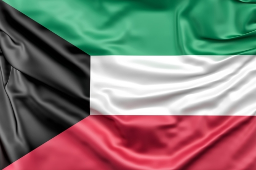 Flag of Kuwait - slon.pics - free stock photos and illustrations