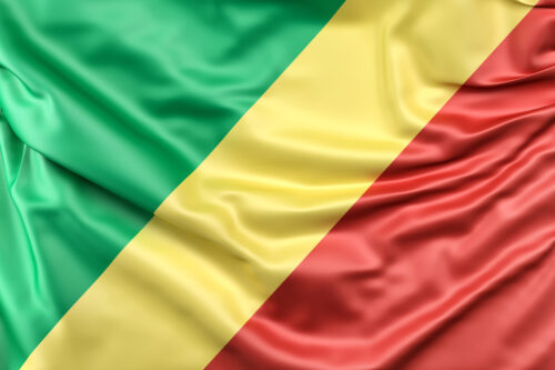 Flag of Republic of the Congo - slon.pics - free stock photos and illustrations
