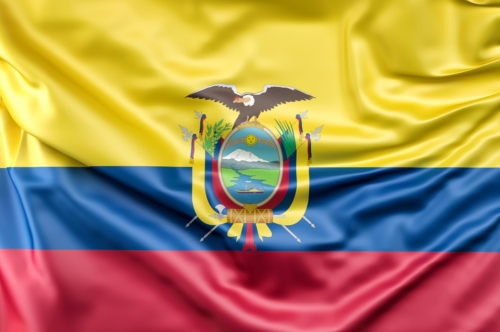 Flag of the Ecuador - slon.pics - free stock photos and illustrations