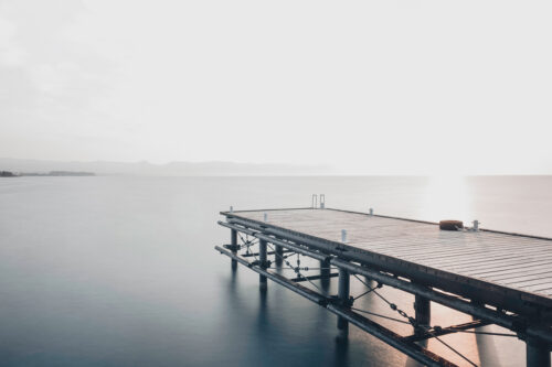 Long Exposure Pier - slon.pics - free stock photos and illustrations