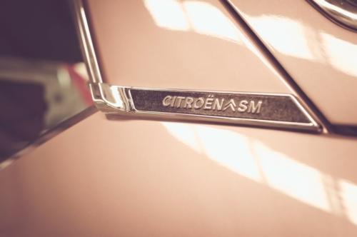 Citroën SM side emblem - slon.pics - free stock photos and illustrations
