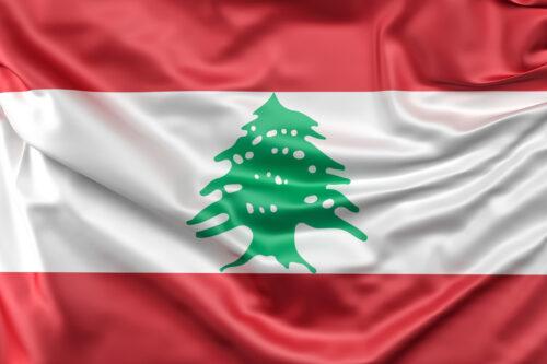 Flag of Lebanon - slon.pics - free stock photos and illustrations