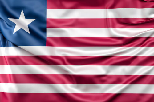 Flag of Liberia - slon.pics - free stock photos and illustrations
